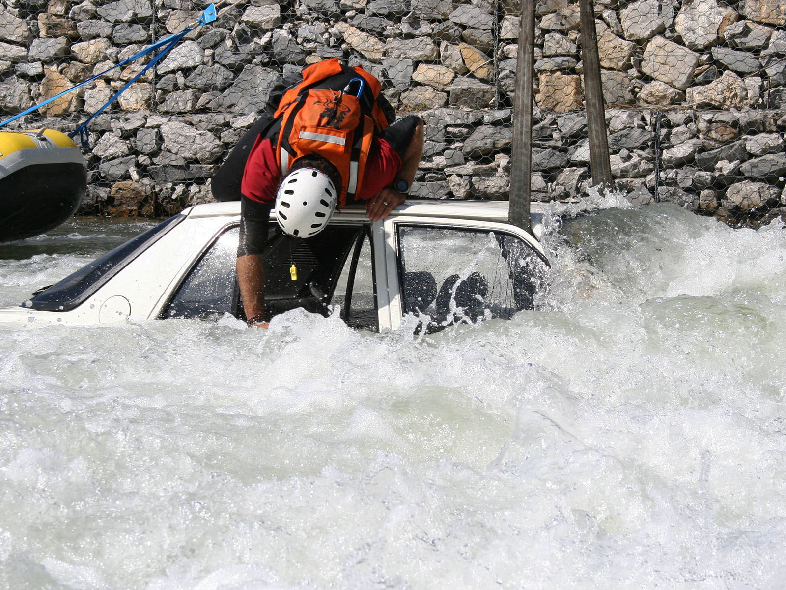 Rescues from Vehicles in Water (RVW)