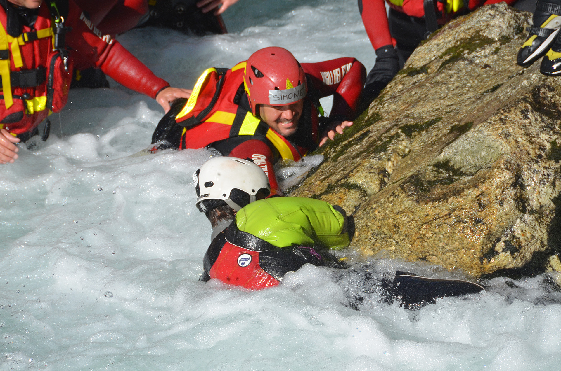 Swiftwater and Flood Rescue Technician (SRT)