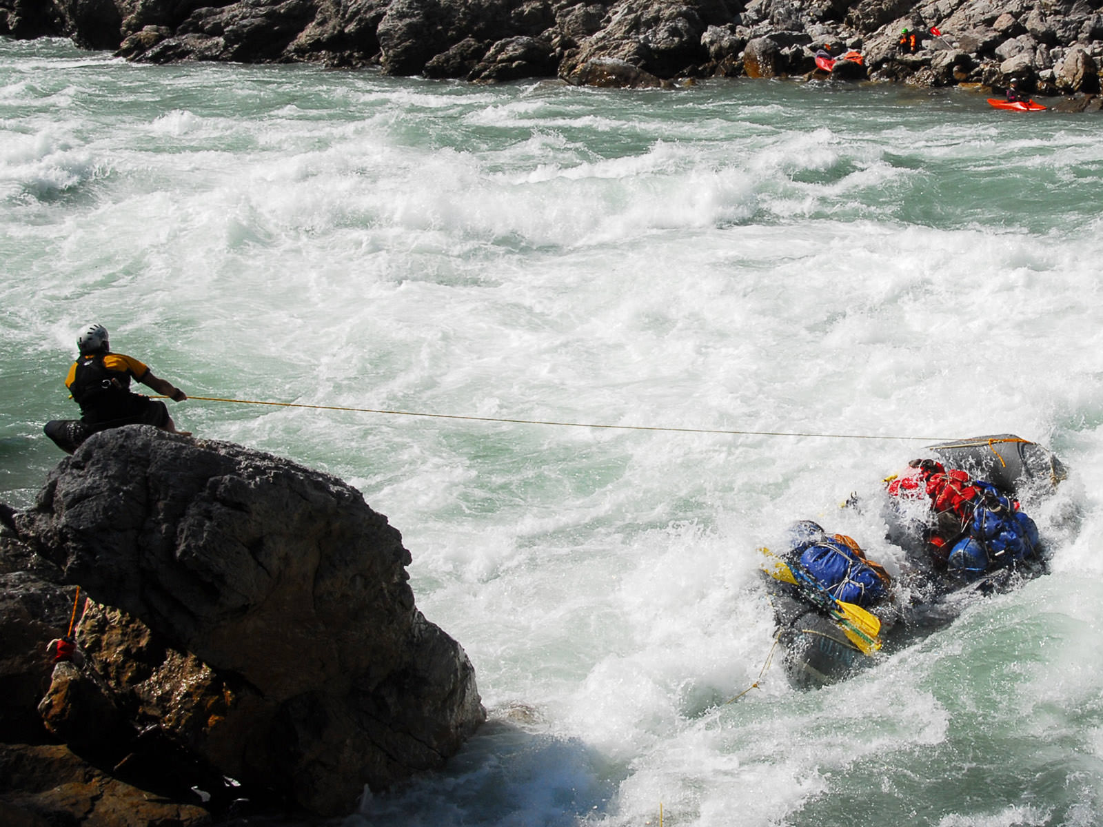 Whitewater Rescue Technician Advanced (WRTA)